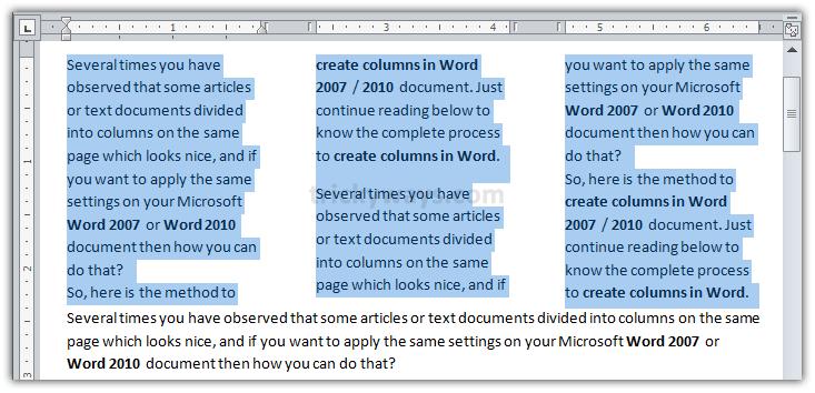 3-columns-in-word-2